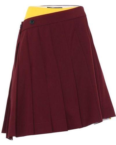 Юбка мини плиссированная классическая Calvin Klein 205w39nyc