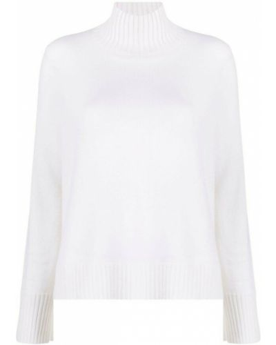 Biały sweter Allude