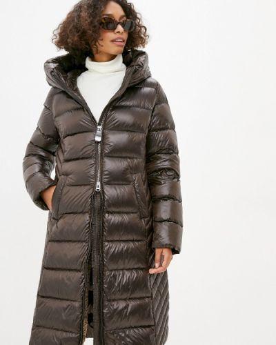 Коричневая зимняя куртка Betty Barclay