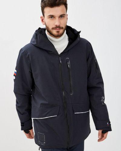 Синяя куртка горнолыжная Termit