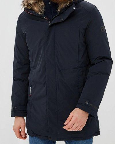 Зимняя куртка осенняя синяя Malinardi