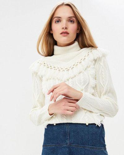 Белый свитер осенний Blugirl Folies