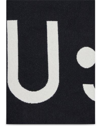 Szal z wiskozy - czarna Liu Jo