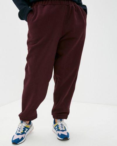 Красные спортивные брюки Jp