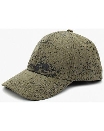 Зеленая кепка Piazza Italia