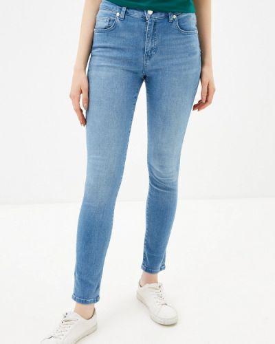Зауженные джинсы - голубые Silvian Heach