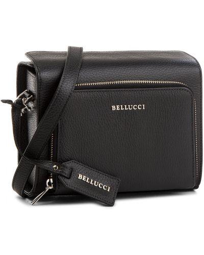 Czarna torebka Bellucci