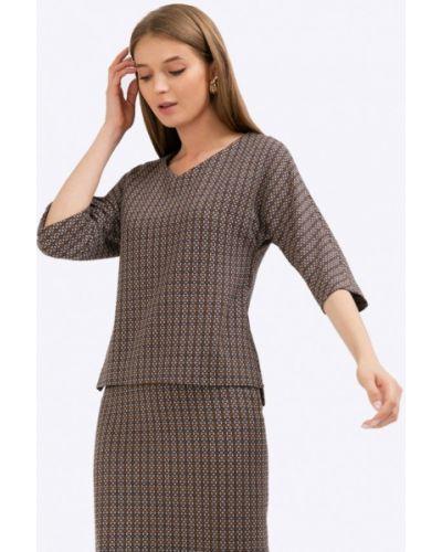 Блузка с длинным рукавом осенняя Emka