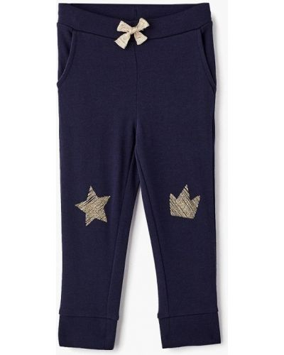 Синие брюки спортивные Sela