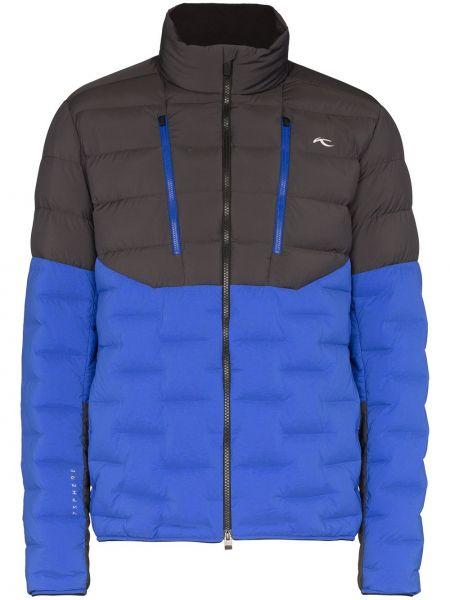 Спортивная куртка - синяя Kjus