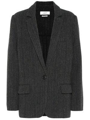 Черная куртка Isabel Marant étoile