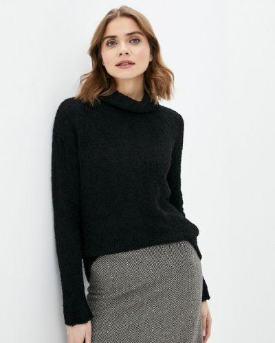 Черный свитер Alpha Studio