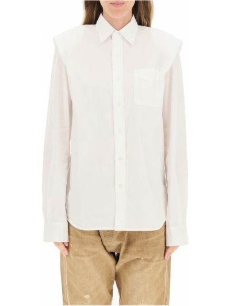 Biała koszula R13