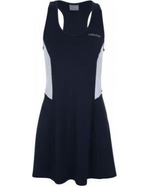 Платье макси теннисное спортивное Head
