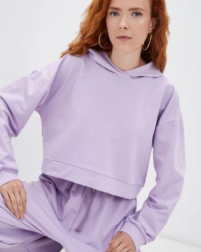 Фиолетовая кофта осенняя Elena Andriadi