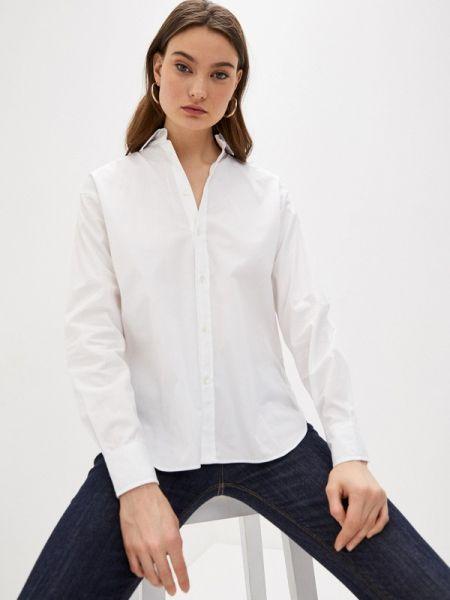 Рубашка с длинным рукавом белая Polo Ralph Lauren