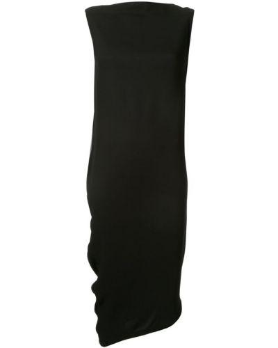 Платье трапеция - черное Zambesi