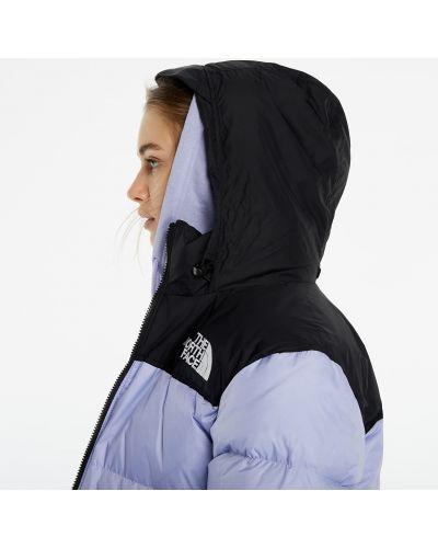 Фиолетовая куртка винтажная The North Face