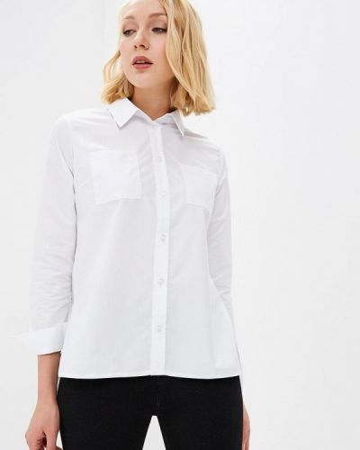 Рубашка с длинным рукавом белая Fashion.love.story