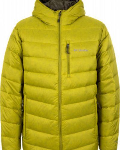 Спортивная куртка с капюшоном пуховая Columbia