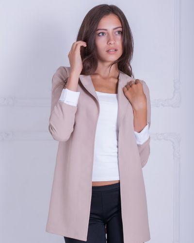 Пиджак сетчатый - белый Подіум