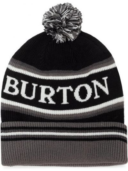 Czapka - czarna Burton