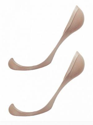 Носки - бежевые Mademoiselle