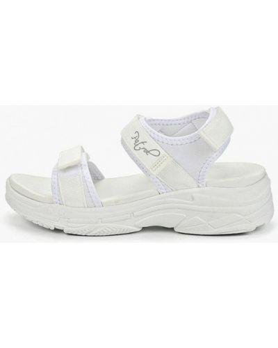 Белые сандалии Patrol