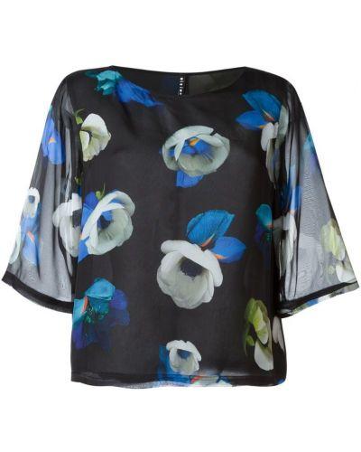 Блузка шелковая маленький Minimarket