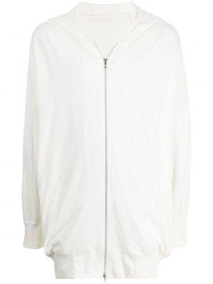 Biała bluza z długimi rękawami Julius
