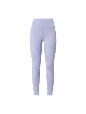 Fioletowe legginsy Guess Activewear