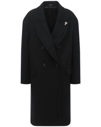 Шерстяное пальто с подкладкой Isabel Benenato