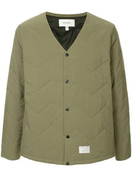 Нейлоновая стеганая куртка Makavelic