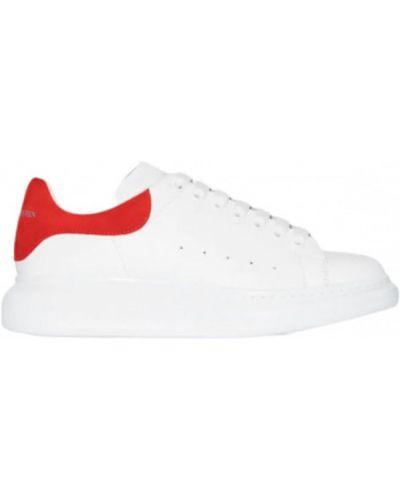 Białe sneakersy Alexander Mcqueen