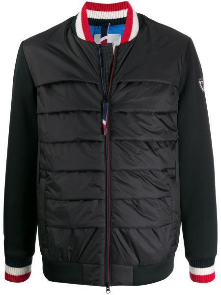 Куртка черная с манжетами Rossignol