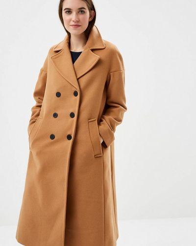 Пальто двубортное осеннее Zarina