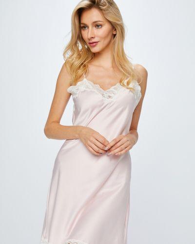 Розовая рубашка Lauren Ralph Lauren
