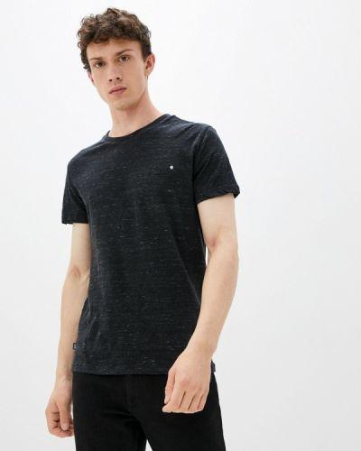 Черная футболка с короткими рукавами Superdry