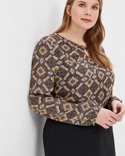 Блузка - коричневая Virgi Style