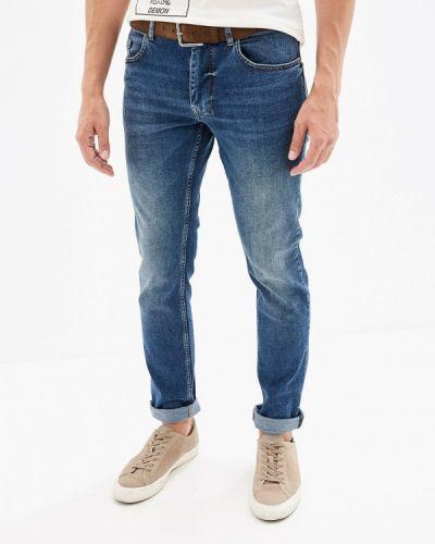 Прямые джинсы синий Sisley