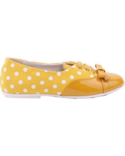 Туфли лаковые Moschino