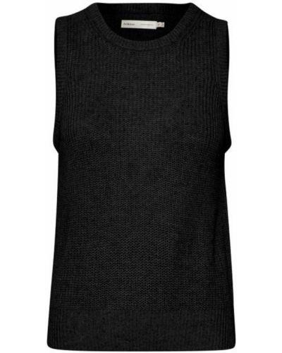 Czarna kamizelka sportowa casual bez rękawów Inwear
