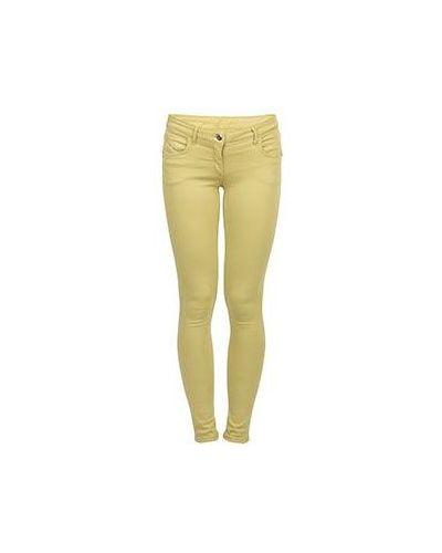 Желтые джинсы-скинни Patrizia Pepe