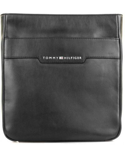 Сумка текстильная черный Tommy Hilfiger