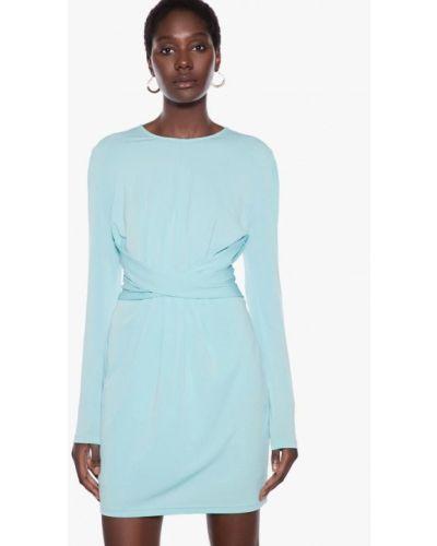 Платье бирюзовый Ivyrevel