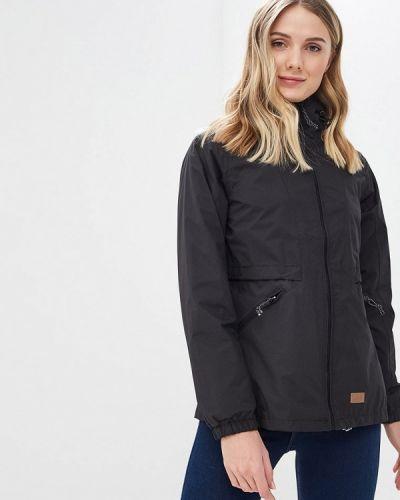 Куртка черная весенняя Trespass