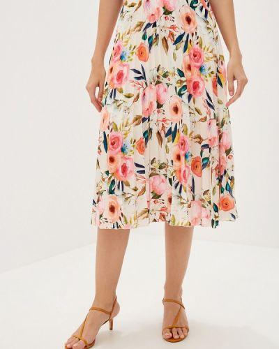 Плиссированная юбка осенняя итальянский Imperial