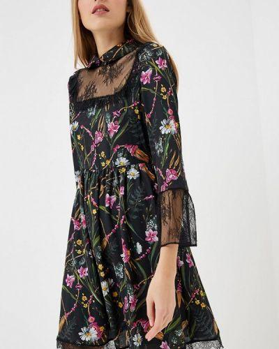 Повседневное платье осеннее Blugirl Folies