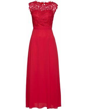 Вечернее платье макси с вырезом Bonprix