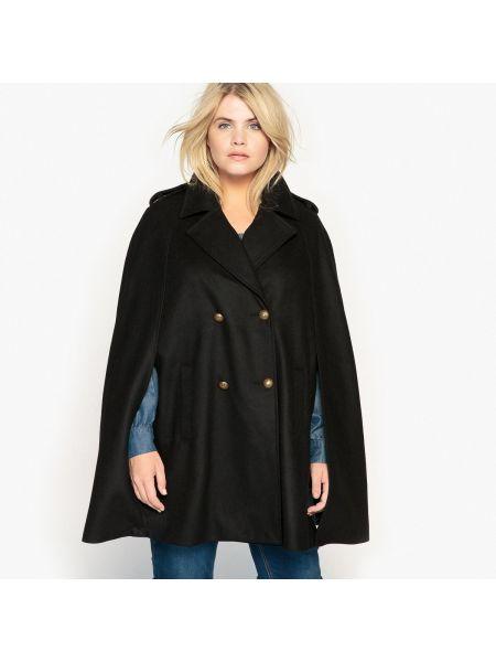 Пальто шерстяное с воротником Castaluna